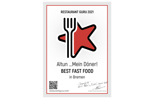 ALTUN ... MEIN DÖNER - Restaurant Guru