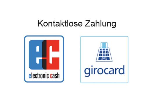 kontaktlose Zahlung